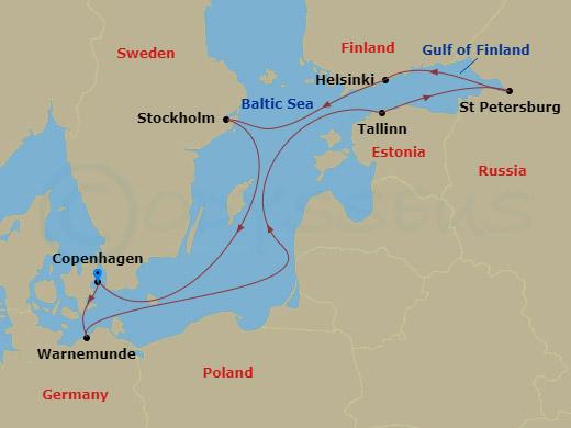 Balti hajóút hajóút