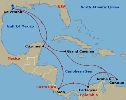Kényelmesen Panamába hajóút
