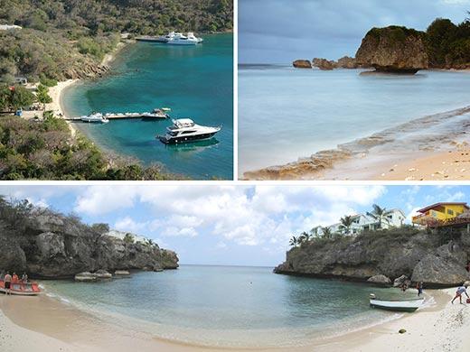 Kelet-karib strandokon úticél