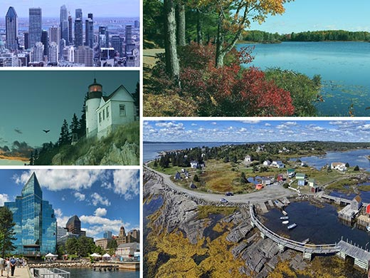 7 Night Canada & New England Cruise hajóút