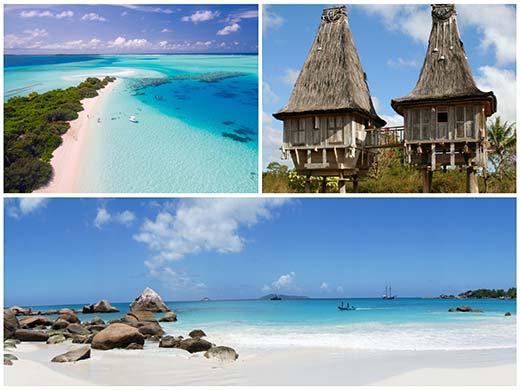 Mauritius, Seychelle, Madagaszkár hajóút