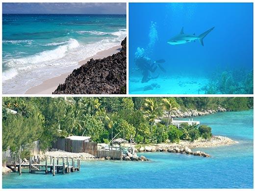 2 nap a Bahamákon úticél