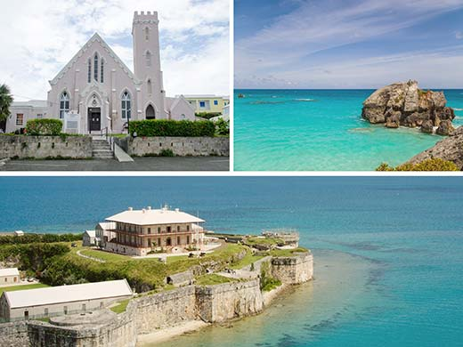 7 Night Best Of Bermuda Cruise hajóút